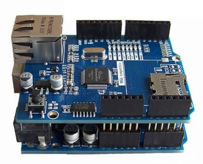 Arduino transfer by spi