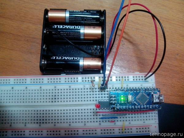 rs485 arduino